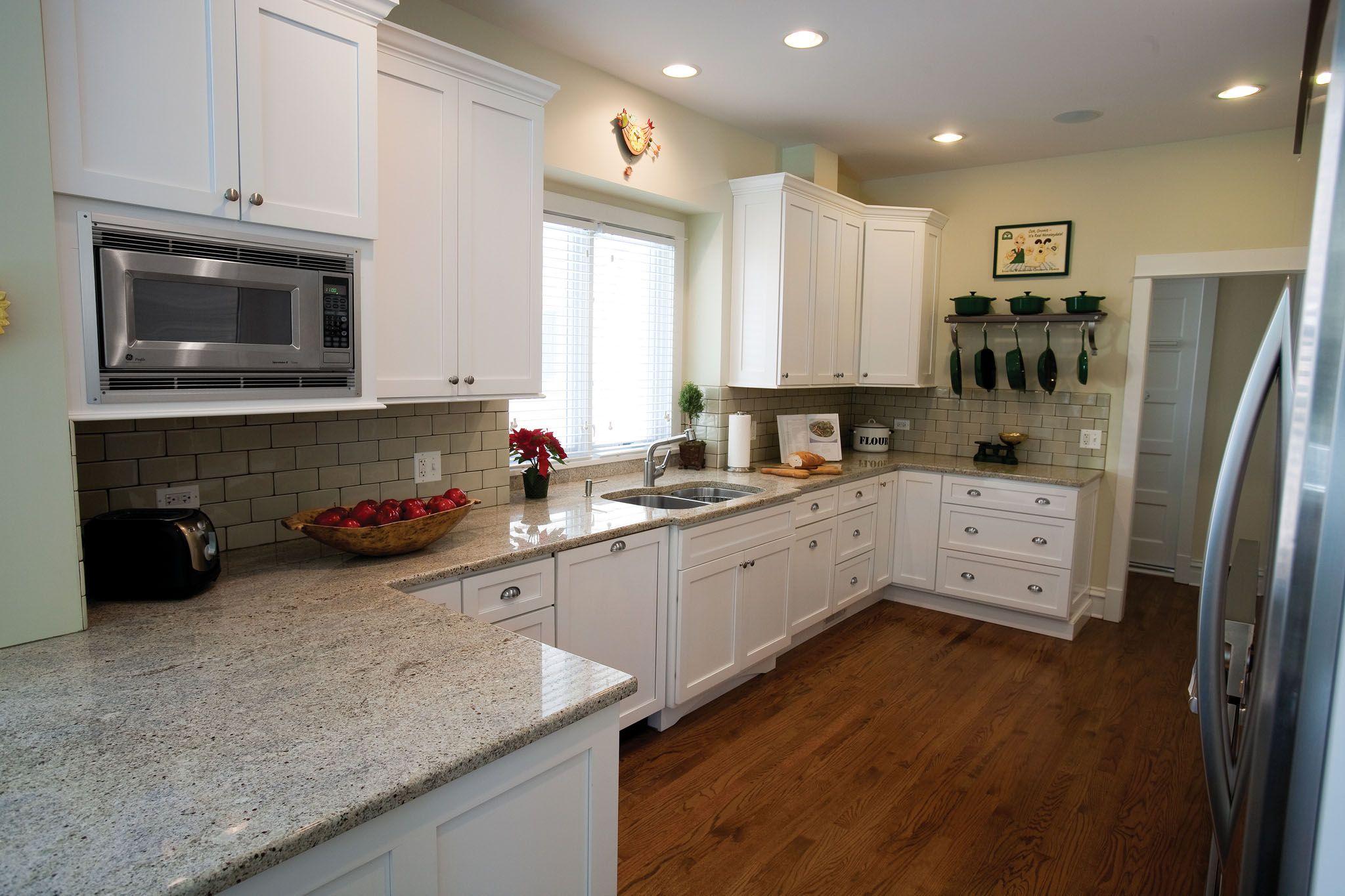 Mokena Contemporary Kitchen Remodel  Kitchen Remodeling Custom Bathroom Kitchen Remodeling Inspiration Design