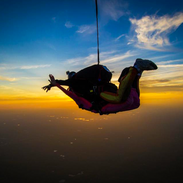 Take Flight And Experience Free Falling From 13 500 Feet At Sky S The Limit Skydivi Outdoors Adventure Beautiful Places In The World Beautiful Places To Travel