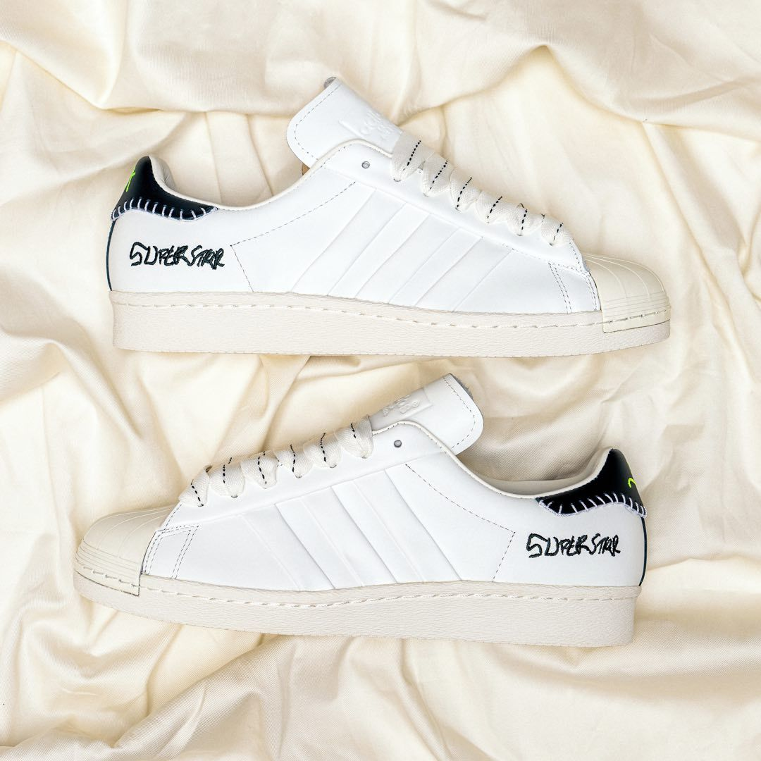 Jonah Hill x Superstar 'White'