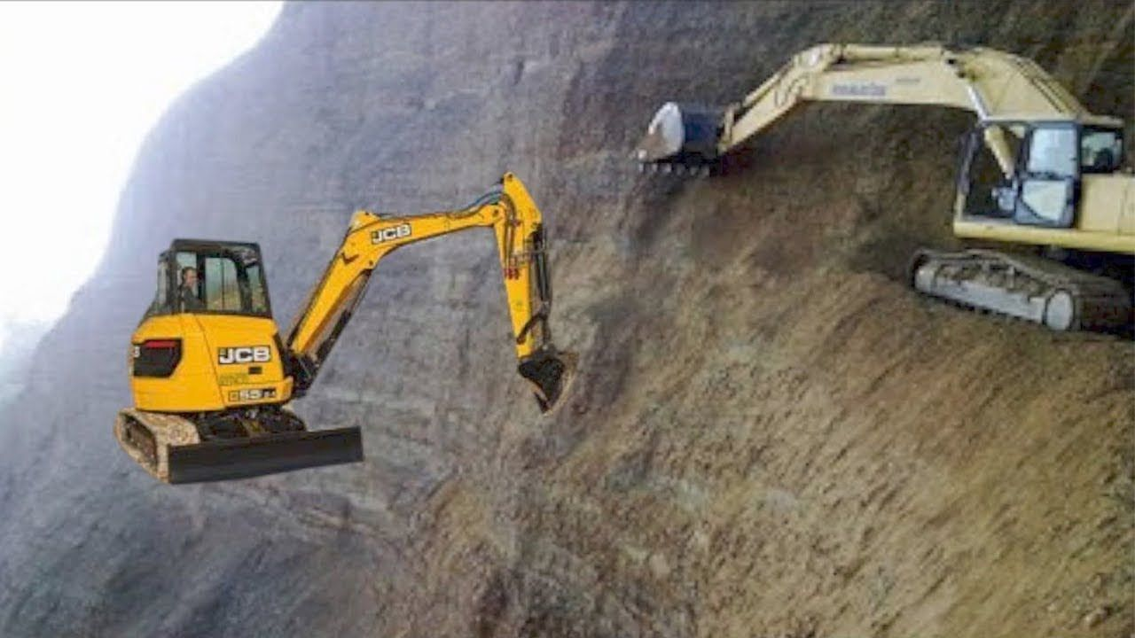 5 most skilled Operator on heavy Machine in the World in