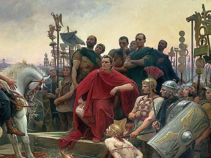 Julius Caesar: 7 unforgettable leadership lessons from the ancient Roman conqueror Julius Caesar.  Jul...