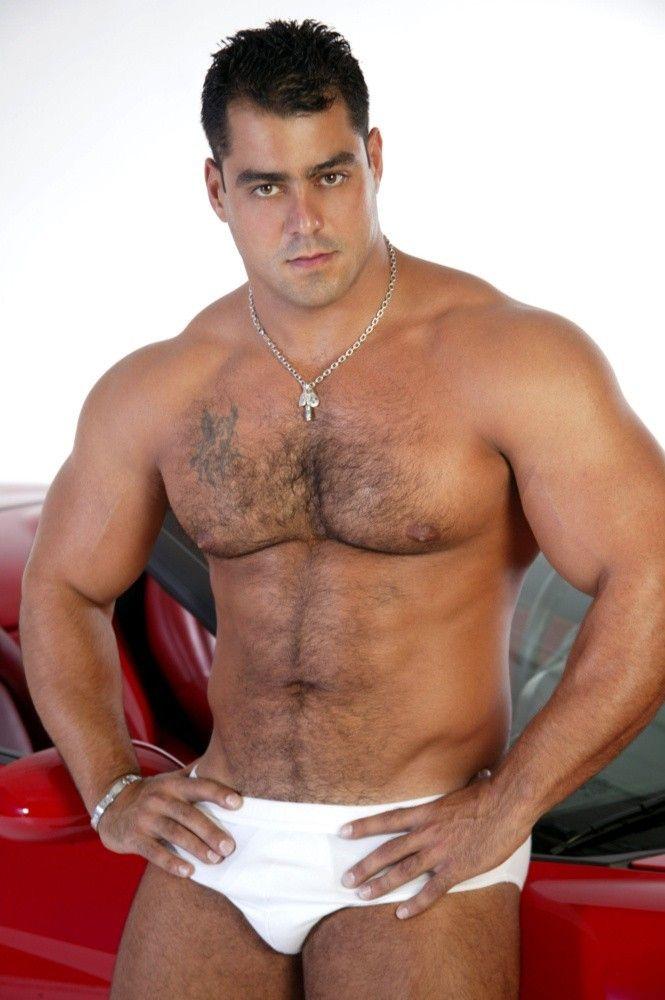 Gay hairy latino
