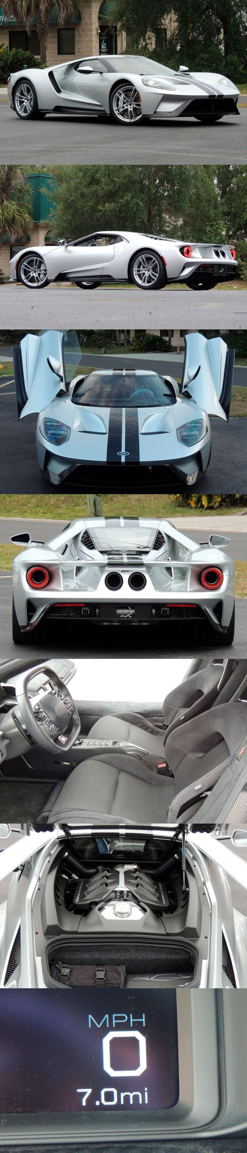 Ford Gt Owners Dont Sell Your Car Or Else Controversial Ford Gt