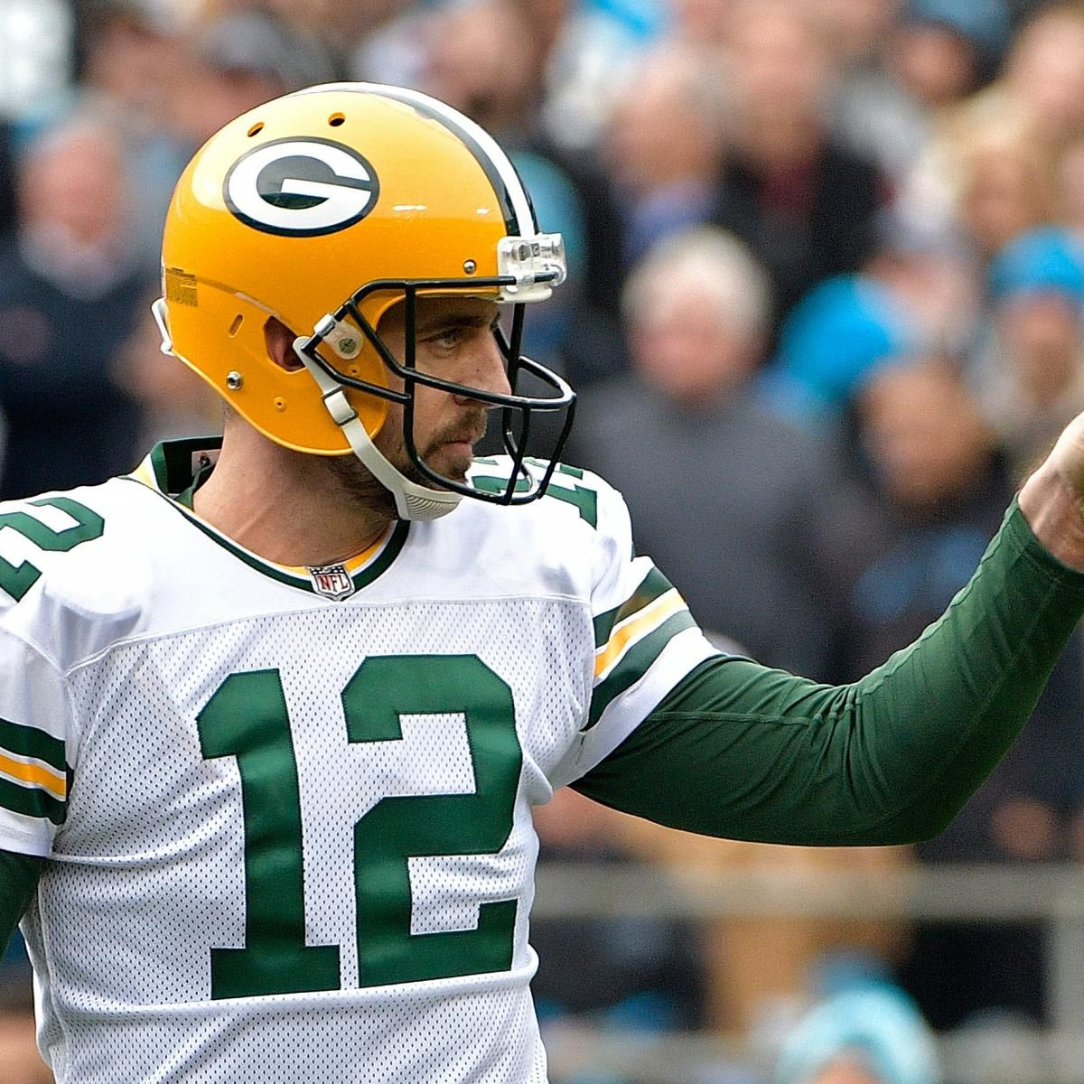 The Force Is Strong With Quarterback Aaron Rodgers And His Presence In The Green Bay Packers Lineup Provided The Team Green Bay Packers Green Bay Packers
