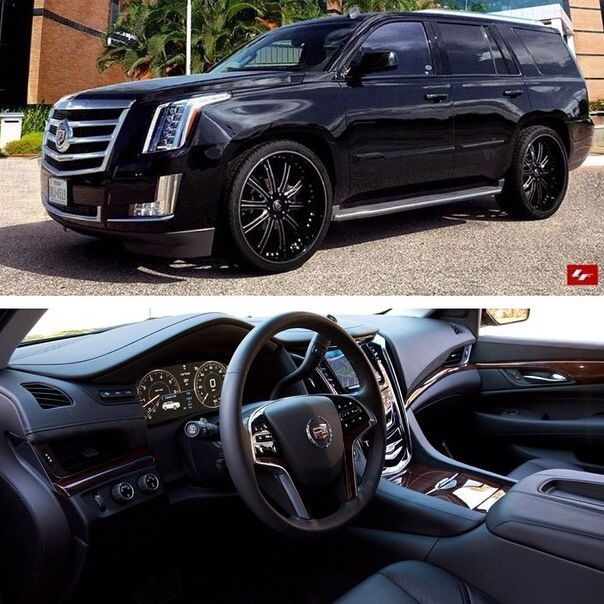 Cadillac Crossover Suv: Cadillac Escalade Lexani Motors - Поиск в Google