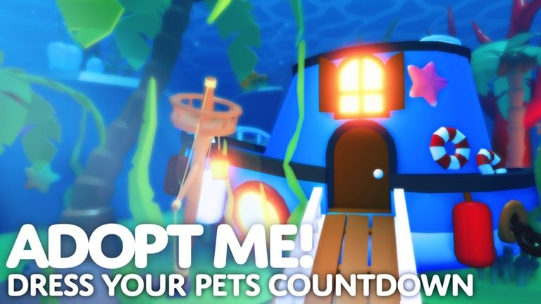 Countdown Adopt Me Roblox Adoption Your Pet Roblox