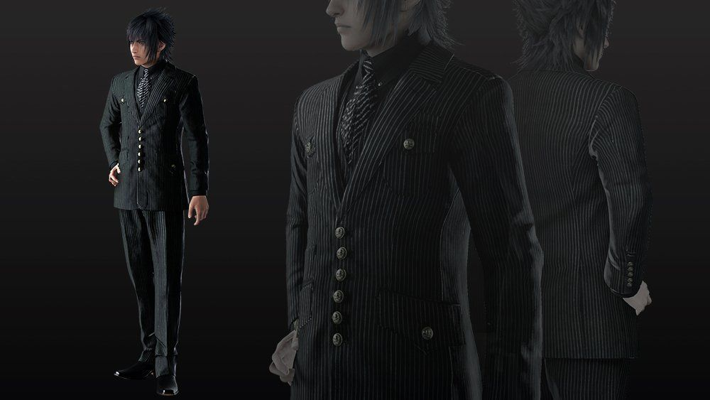 As revealed during Uncovered: Final Fantasy XV event, the