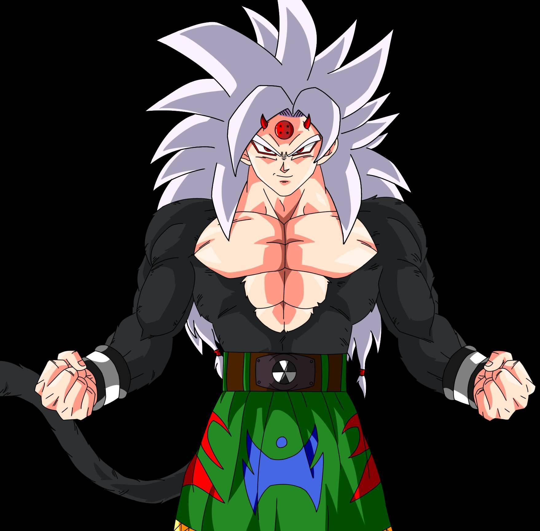 Goku Super Saiyan 6 By Ivansalina On Deviantart In 2020 Dragon