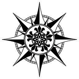 Nodebox Beta Rose1 Pdf Compass Rose Design Compass Design Compass Rose