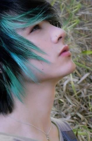 Using Professional Hair Color In 2020 Emo Hairstyles For Guys