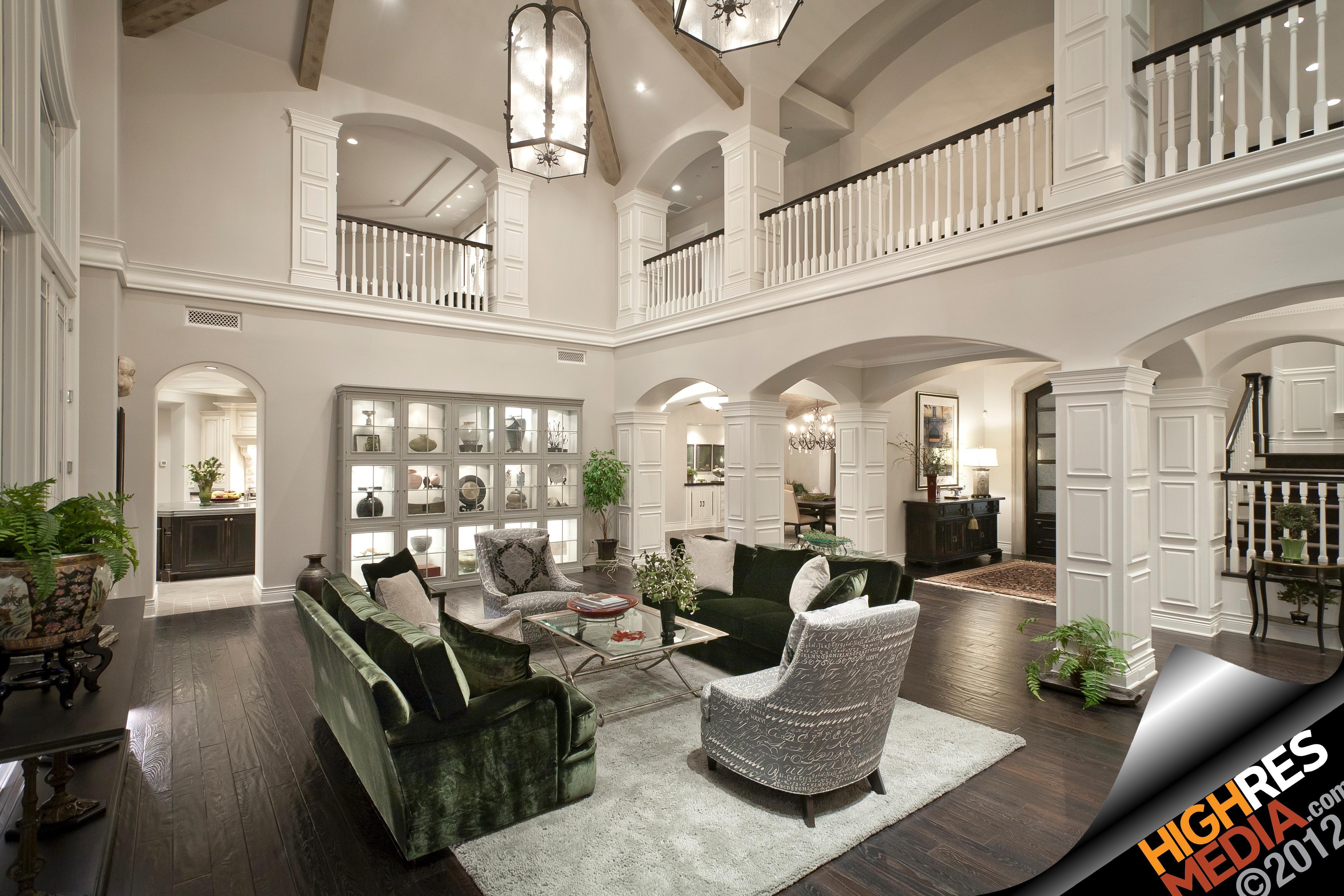 Luxury Living Room   Scottsdale, AZ.