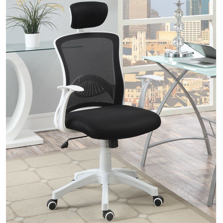 Look At Mesh Desk Chair By Poundex Office Chairs For Sale
