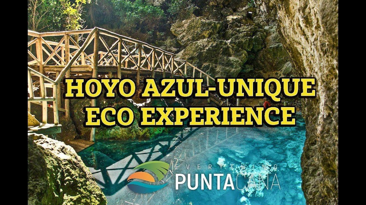 Watch On Youtube Hoyo Azul Magic Eco Adventure Hoyo Azul Cap Cana Hoyo Azul Punta Cana Hoyo Azul Lagoon Unique Vacations Punta Cana Excursions Punta Cana