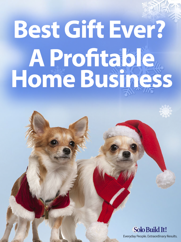 Give Yourself the Best Gift Ever This Year: A Profitable