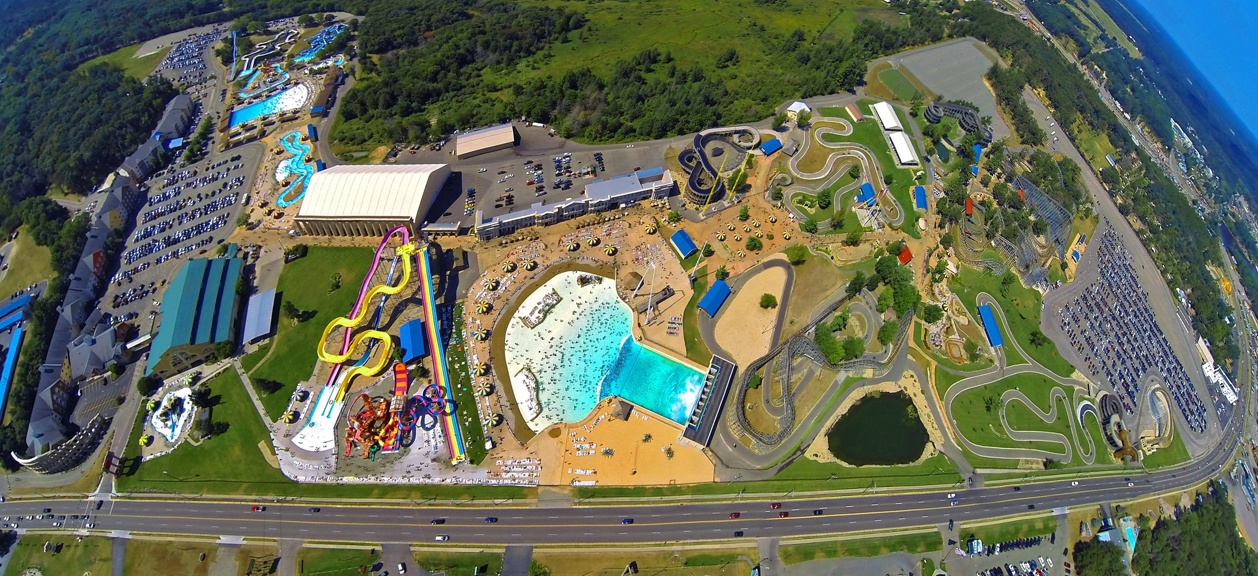 Resort Map Water Theme Park Wisconsin Dells Wisconsin Dells Map