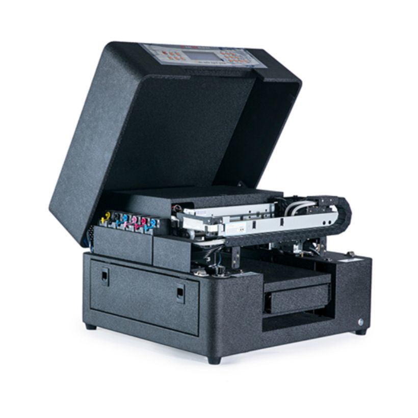 custom business card printing machine transparent card printer ...
