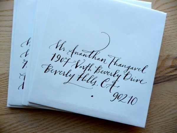 When The Time Comes To Address Your Wedding Envelopes Whether You Do It Yourself Or