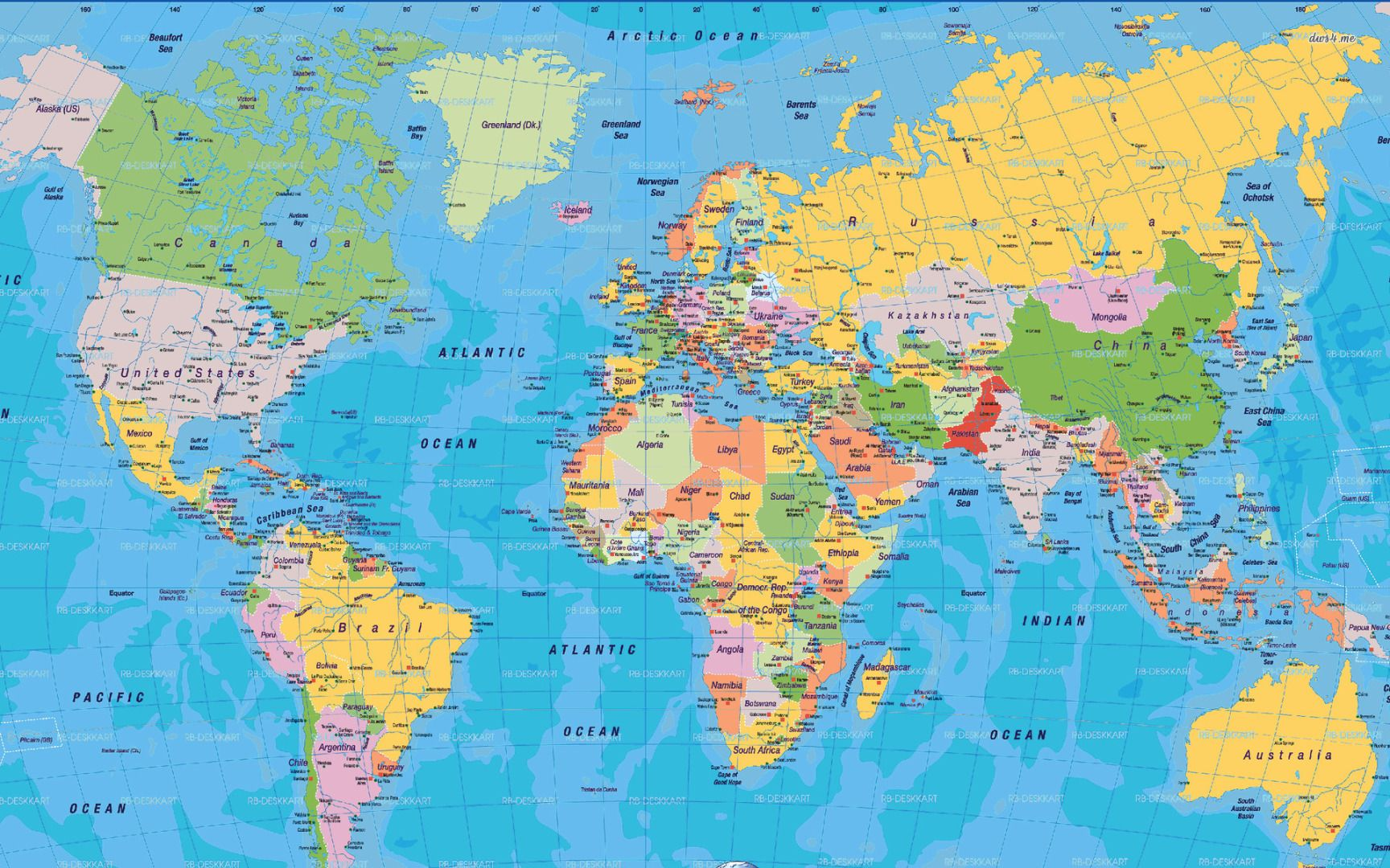 world map 11 10.11.2014 Top Wallpapers Best Wallpapers HD free