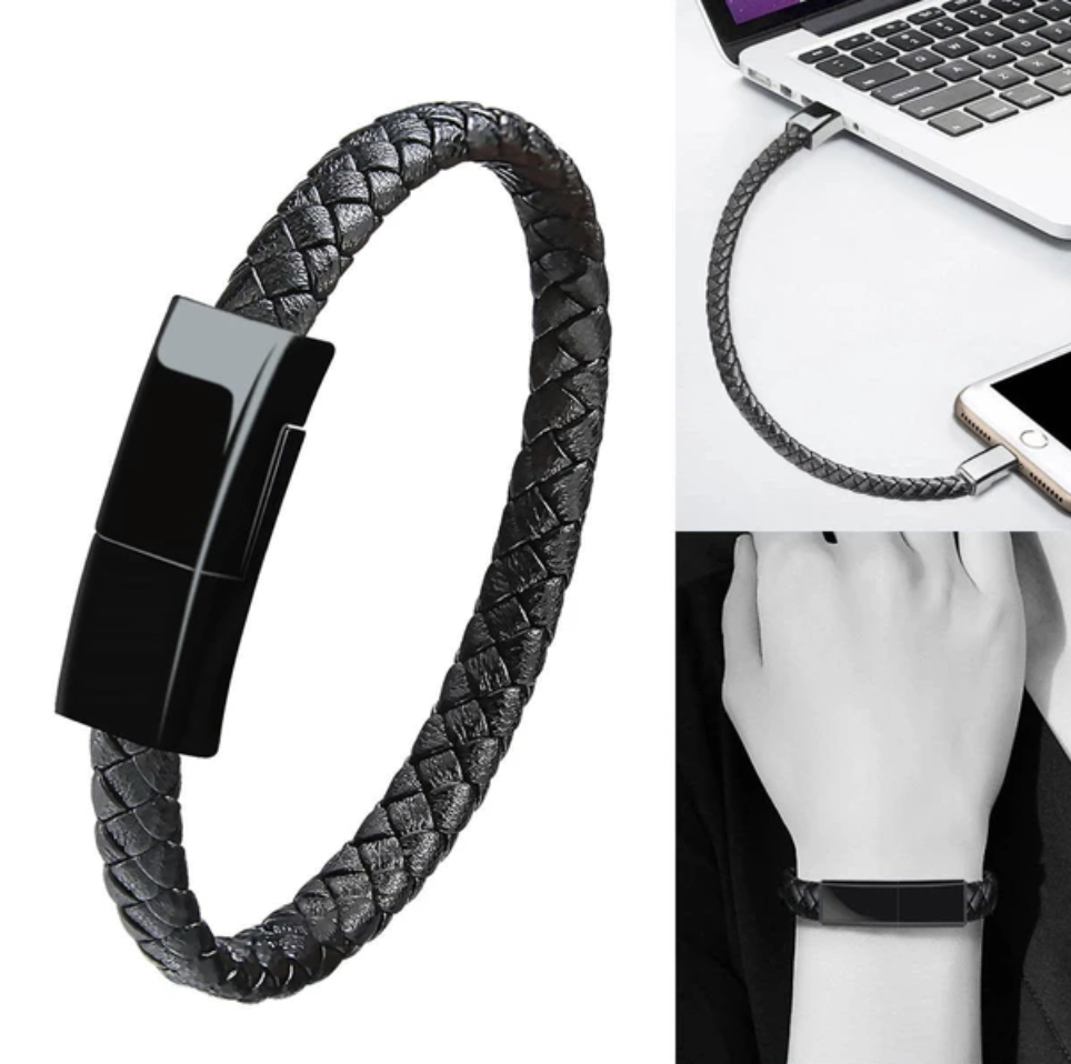 Bracelet Data Charging Cable #iphone3