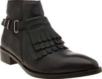 Schuh Black Tantrum Womens Boots No need to take a Tantrum over what new  season boots