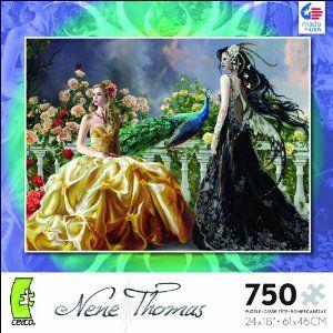 Nene Thomas Pretty 750 Piece Jigsaw Puzzle