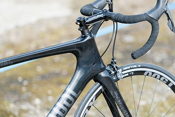 Rose Xeon CW-3000  |  Full review at Racefietsblog.nl