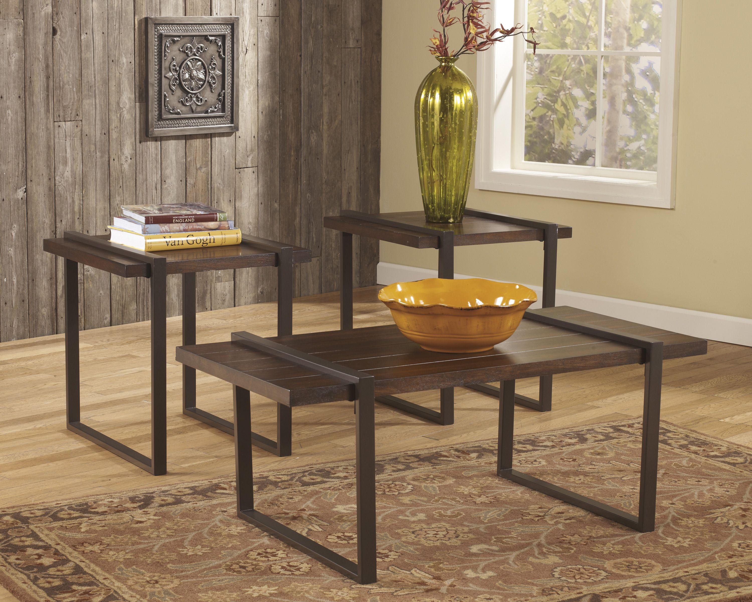 ashley furniture has great living room accent tables to go