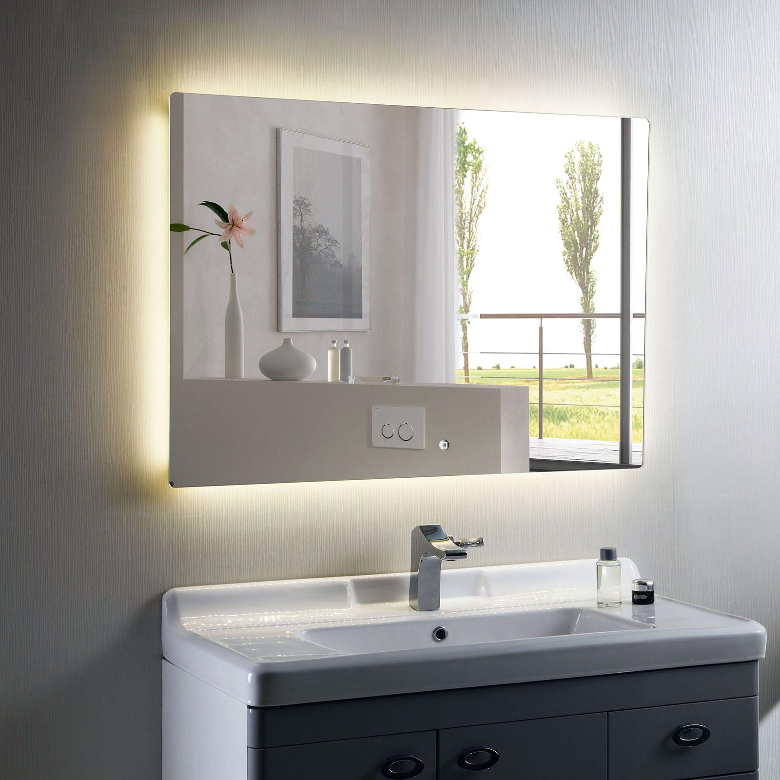 Led Lichtspiegel 2137 Fur Mehr Licht Und Eleganz In Ihrem Badezimmer Jetzt Einen Led Lichtspiege Badezimmer Beleuchteter Kosmetikspiegel Handgemachte Spiegel