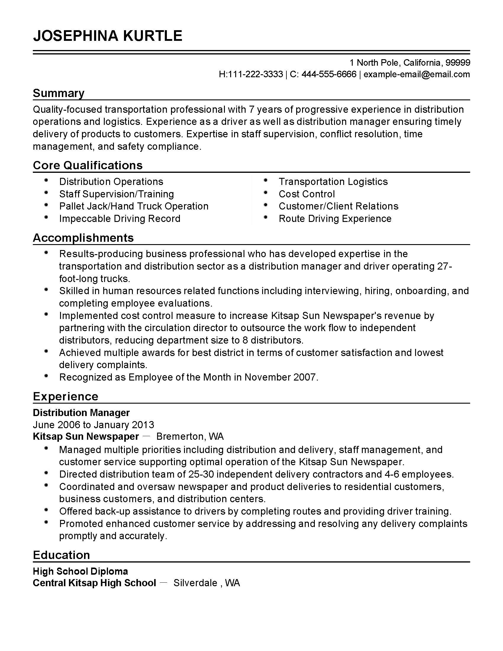 well-design ttu resume template