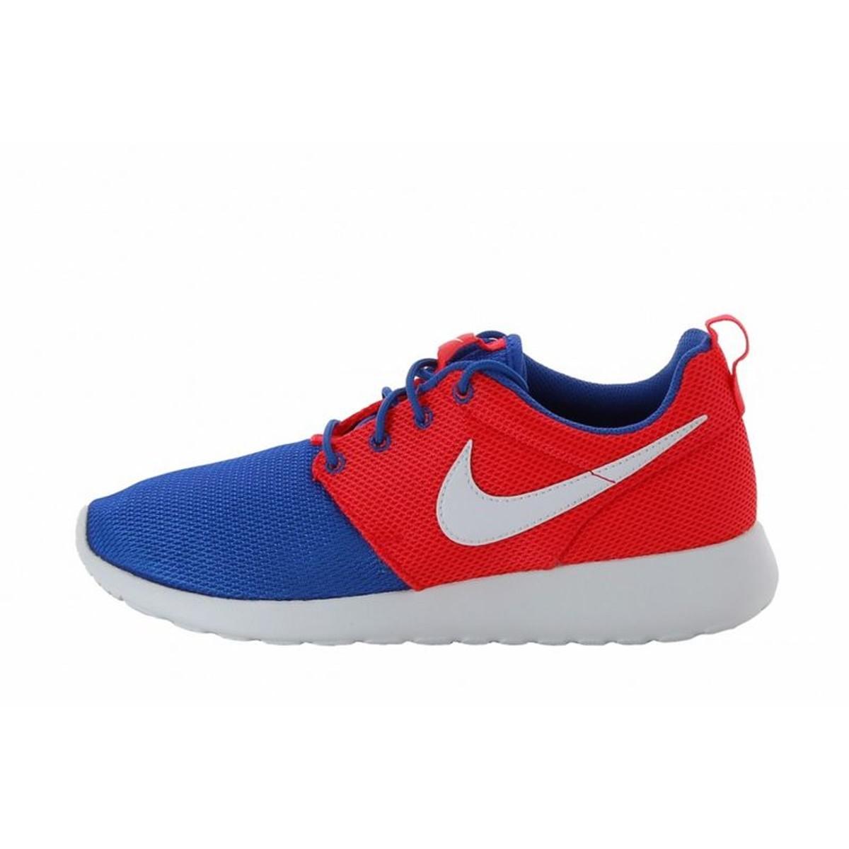 le dernier bc0a4 c5b97 Basket Nike Roshe Run (gs) - 599728-404 - Taille : 39;38 1/2 ...