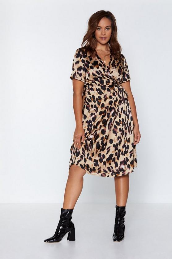 41+ Plus size leopard dress ideas ideas