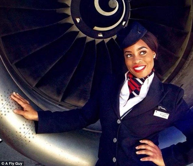 Are these the hottest flight attendants in the world? uniforms