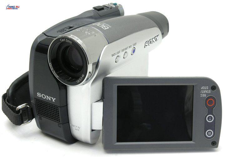 sony драйвер видеокамера скачать