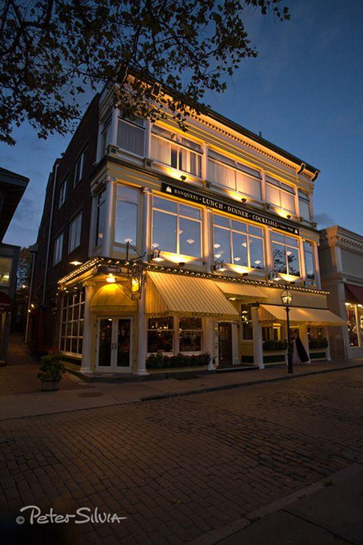 Brick Alley Pub Thames Street Newport Rhode Island The
