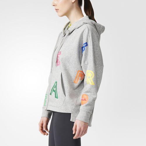 adidas STELLASPORT Hoodie - Grey | adidas UK