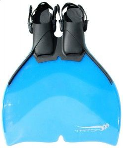 So Dive Triton Blue Buy And Offers On Swiminn Monofins Diving Monofin