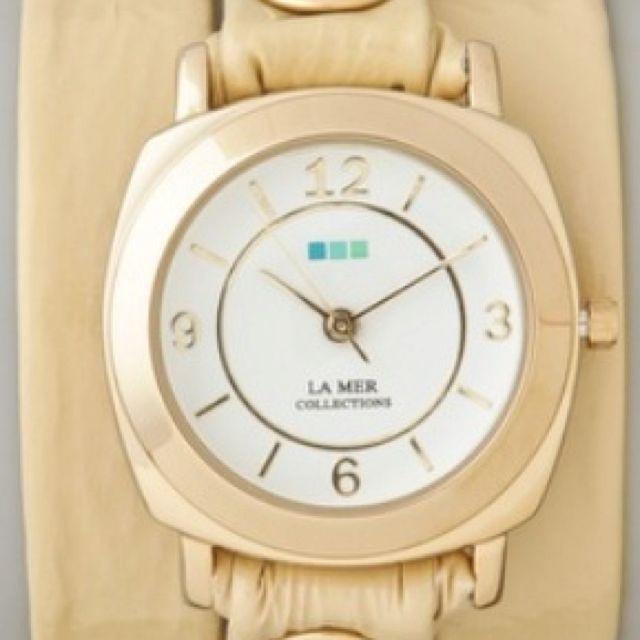 La-Mer watch