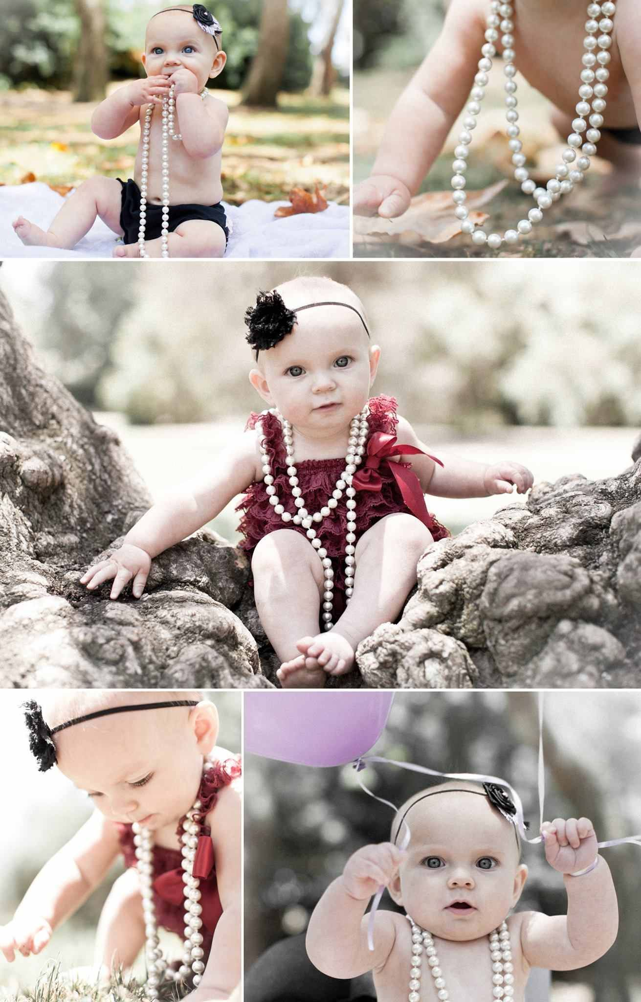 My daughter's 1st birthday photo shoot Photography done by