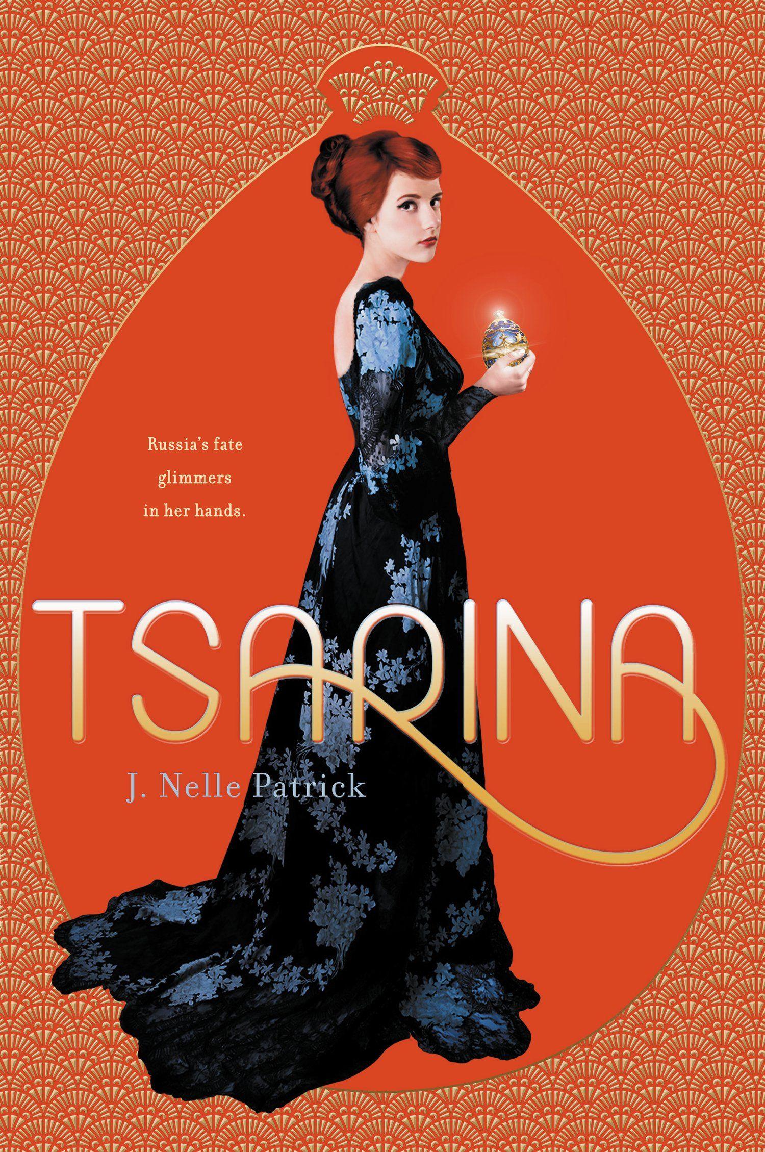 Image result for tsarina nelle j patrick