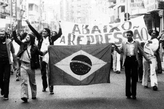 Especial 50 Anos Da Ditadura Militar Queda De Janio E De Jango E