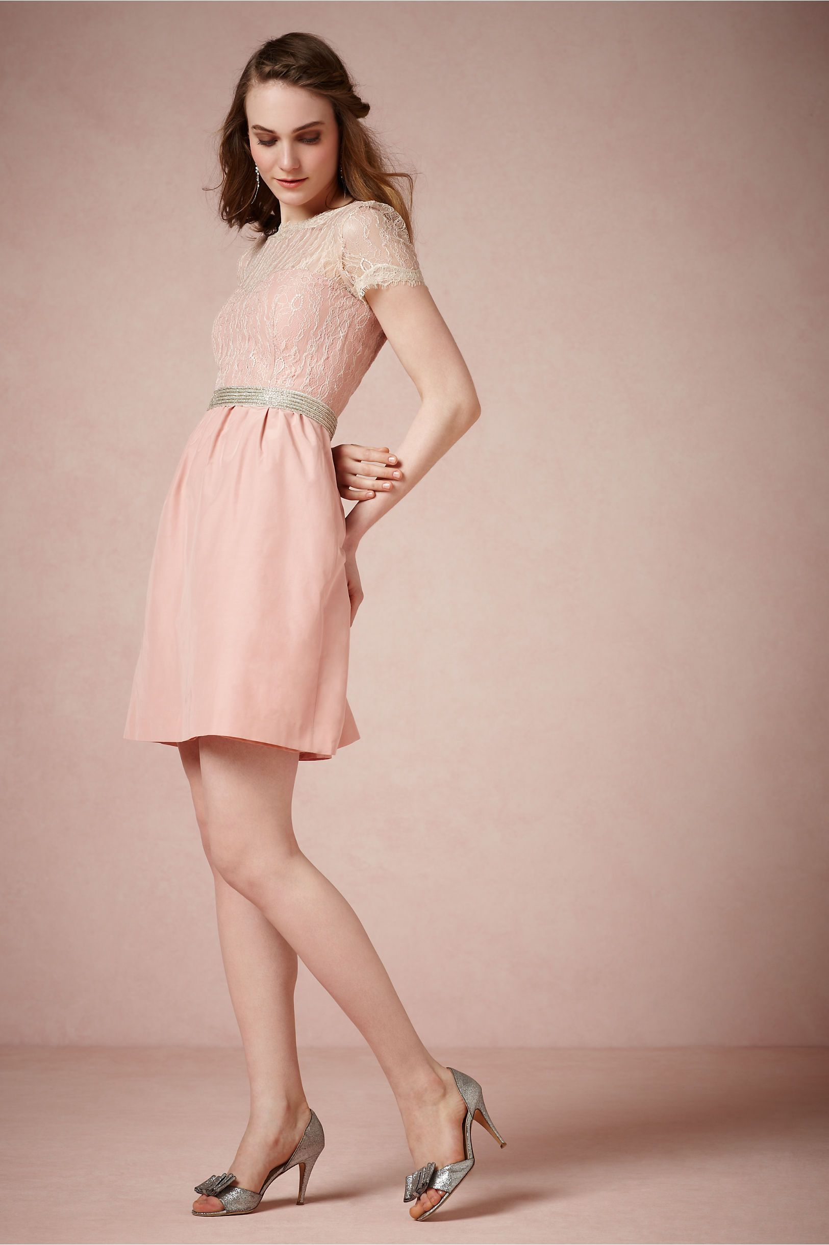Sorbetto Dress from BHLDN in Rose | Hey Girl.... | Pinterest | Los ...