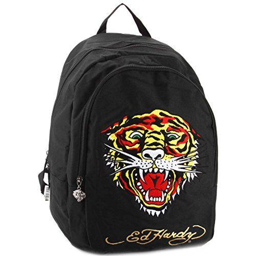 df9fca1b9c3 Ed Hardy Josh Kids Backpack School Bag     The Ed Hardy Josh Backpack is