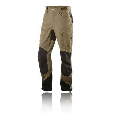Haglofs Rugged Ii Mountain Trekking Pants Ss15 Mens Fashion Rugged Pants Climbing Pants
