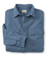 Men's Chamois Cloth Shirt. I want it for ME. SOOO comfy.