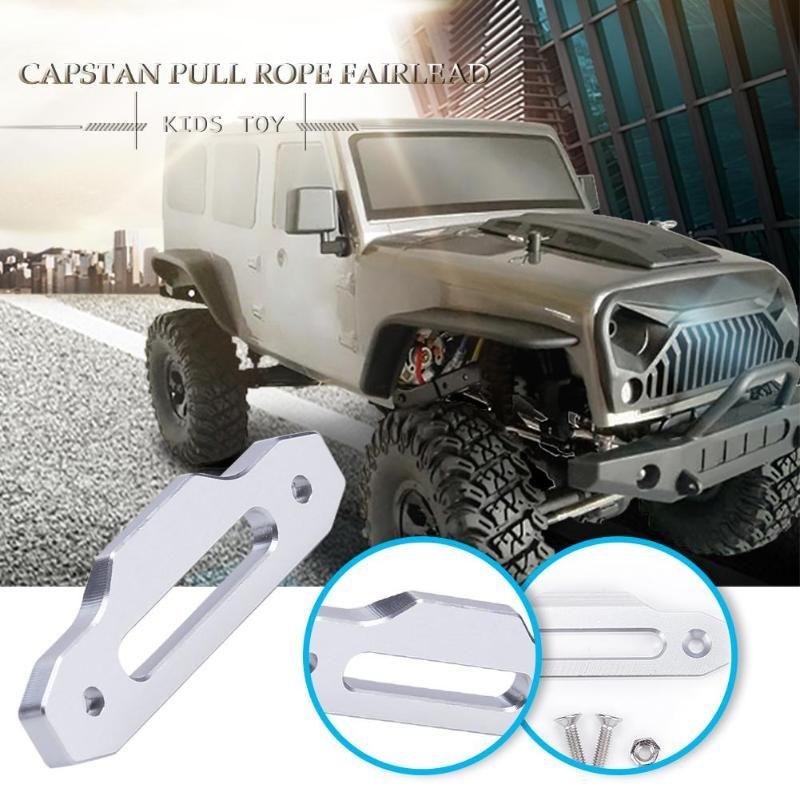 Aluminum Winch Control Mount Hawse Fairlead For D90 1//10 RC Crawler Road Car