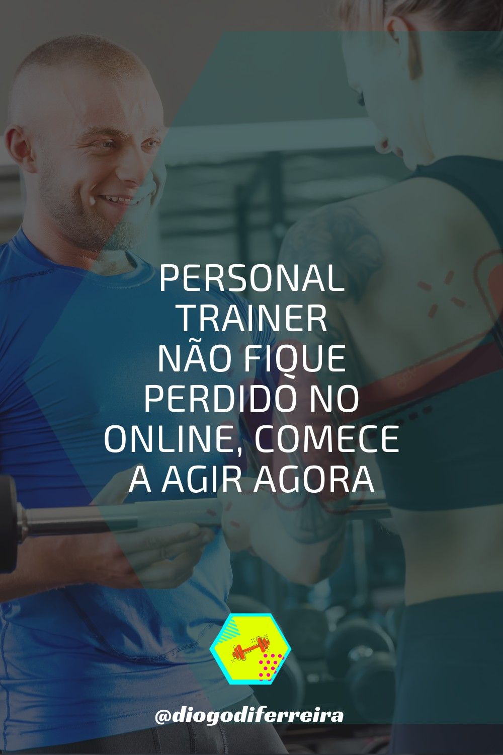 Pin Em Personal Trainer