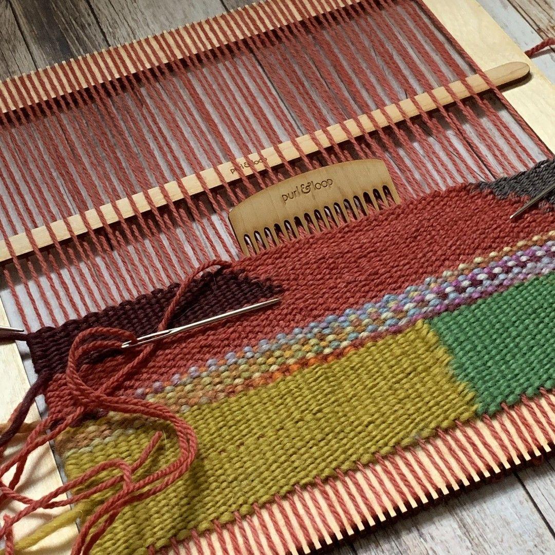 Purl /& Loop Wee Weaver Loom 12