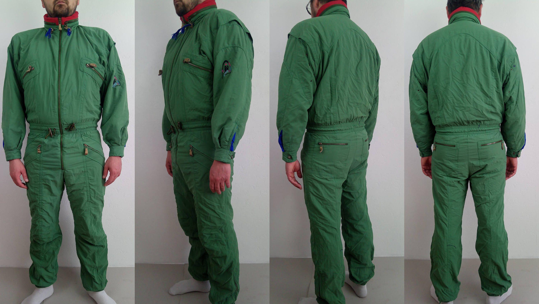 777cd452ed Vintage ski suit