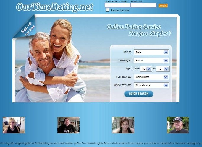 our time dating site cost