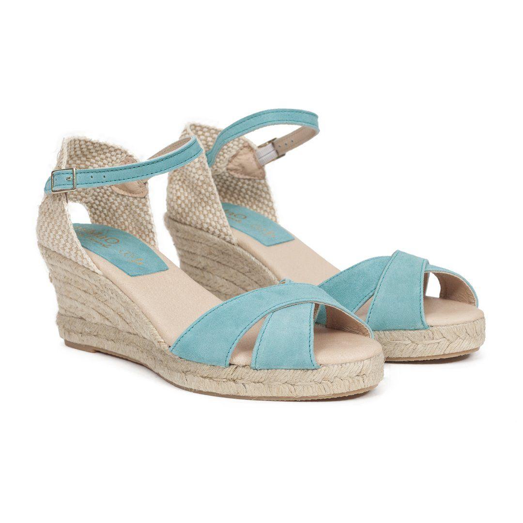 precio asombroso lindos zapatos comprar original Pin en ALPARGATAS Y CUÑAS